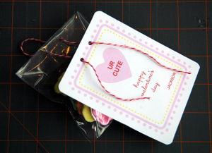 Sweetheart Classroom Cards
