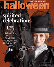 Martha 2009 Halloween Cover