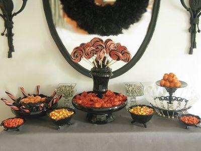 Eddie Ross Halloween Buffet