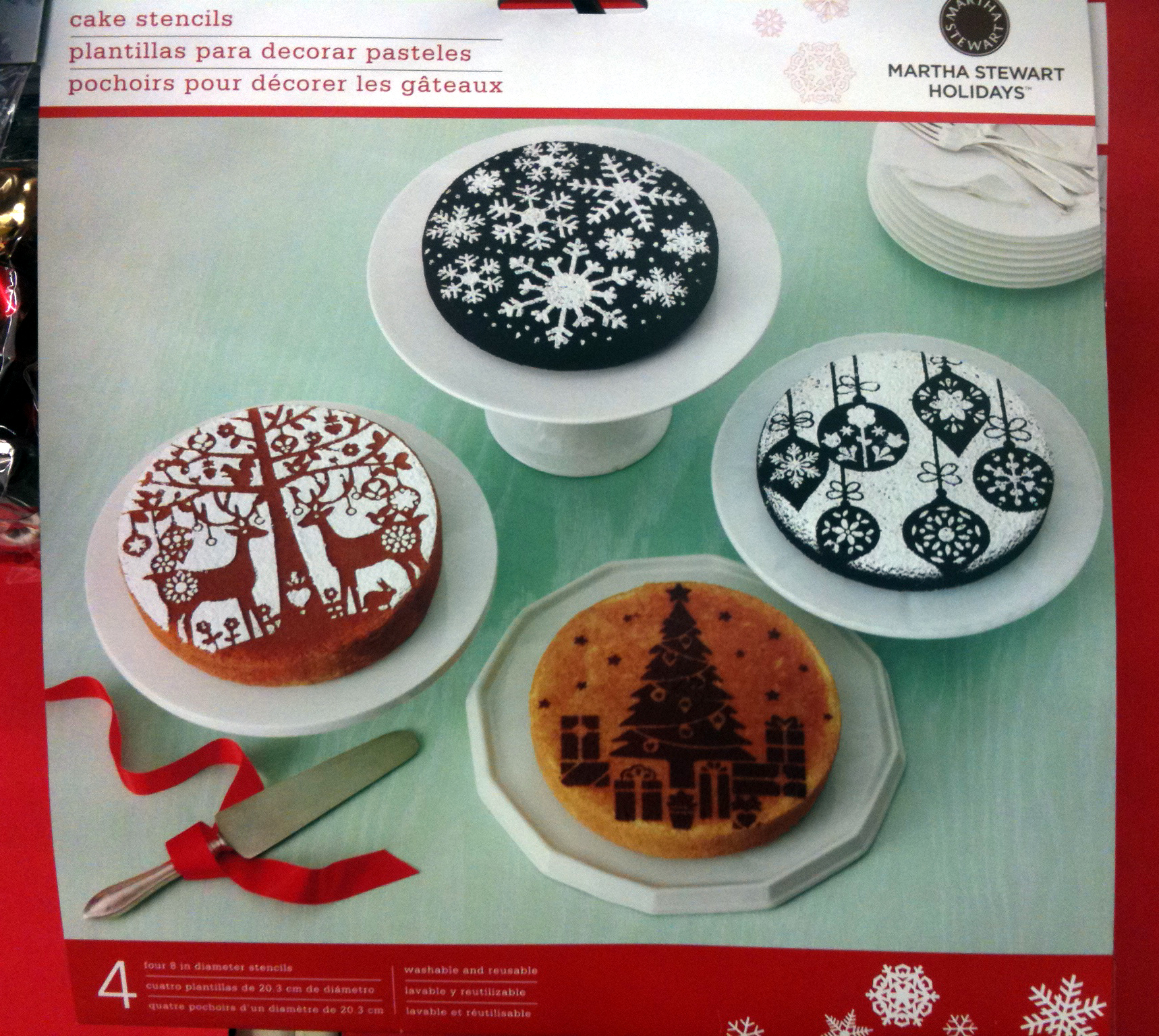 Martha Stewart Christmas Craft Ideas Part - 20: Martha Stewart Crafts - Holiday 2010