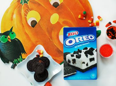 Halloween Oreo Cream Pie - So Easy Its Scary | BunnyCakes