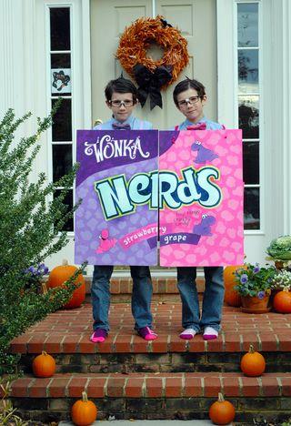 Nerd Halloween Costume | BunnyCakes