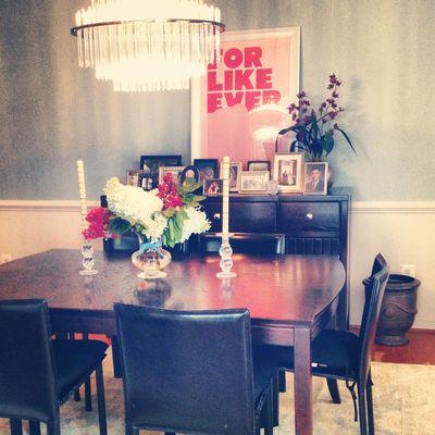 BunnyCakes - Dining Room