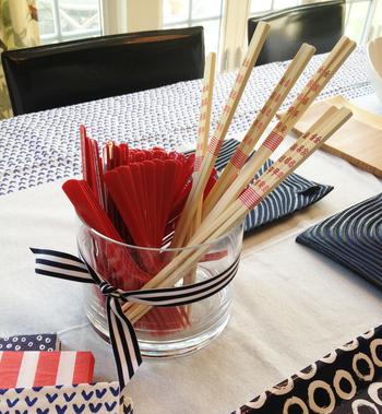 Washi Tape & Chopsticks -- BunnyCakes