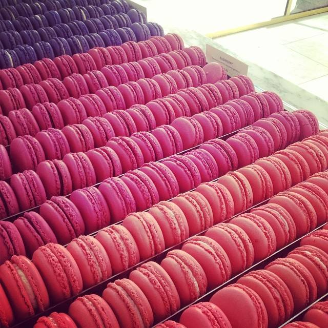 Bottega Louie Macarons