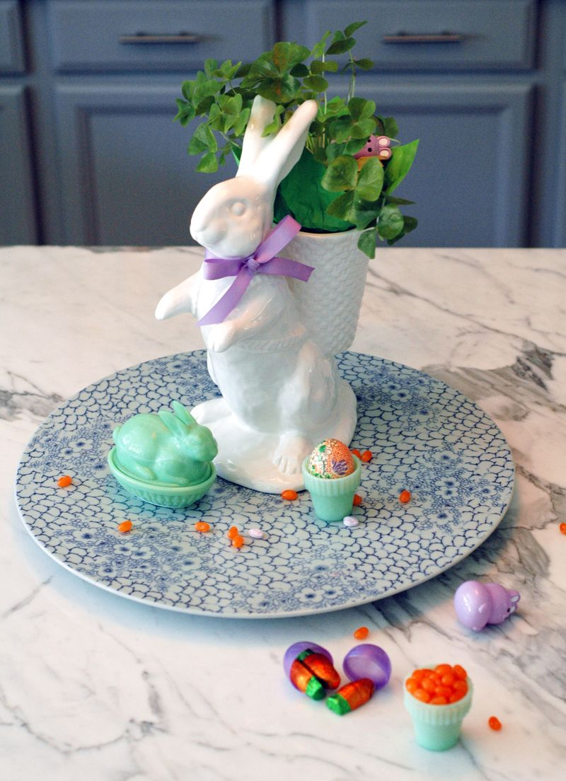 Jadeite Bunny Collection // BunnyCakes