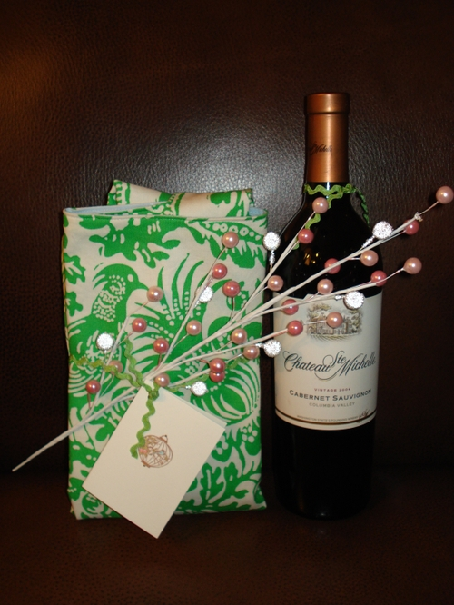 Bag & Wine