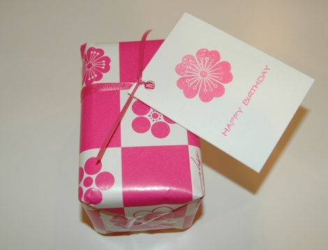 Pretty In Pink Present