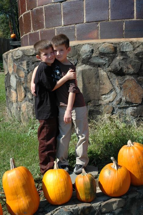 The Boys at Wegmeyer Farms